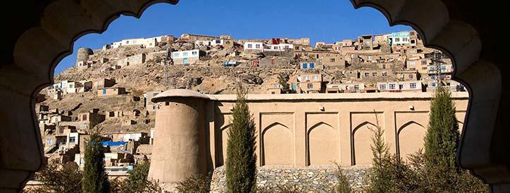 Visto para o oriente médio e Afeganistão