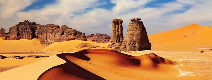 Argélia visto de turismo ou negócios