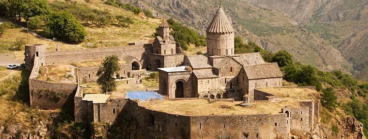 Visto para a Armênia