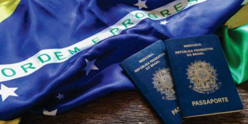 policia federal passaporte