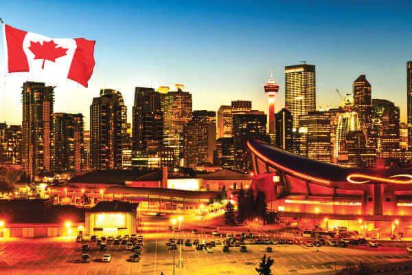 Reabertura do Canada