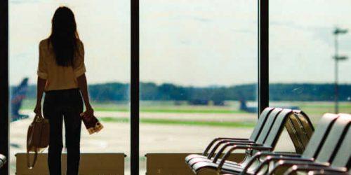 medidas de flexibilização dos aeroportos dos EUA